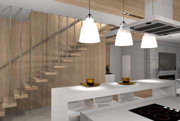 кухни в доме