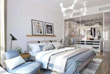 Дизайн квартиры в ЖК Панорама
