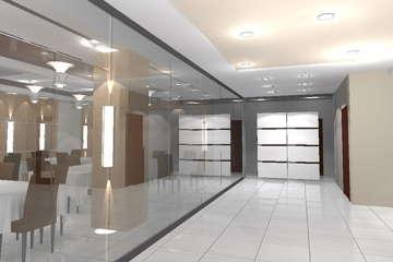 банкетный зал в торговом центре