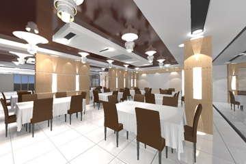 банкетный зал дизайн