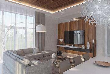 дизайн интерьера дома Днепр