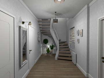 Дизайн дома Днепр