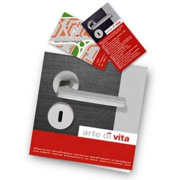 буклет и визитки