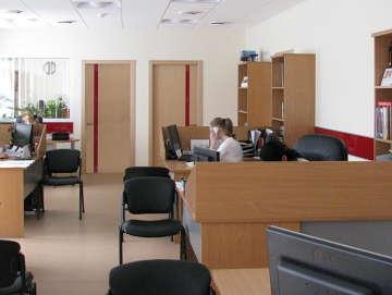интерьер комнаты для менеджеров