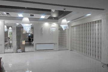 интерьер банкетного зала