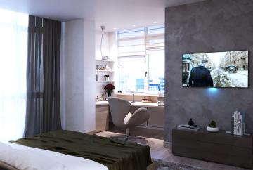 спальня дизайн стильный