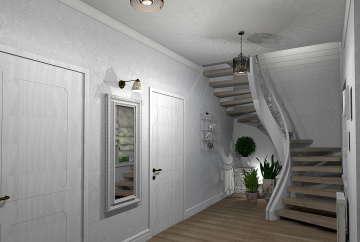 дизайн дома в кировском
