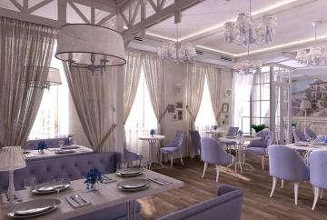 дизайн кафе Днепр