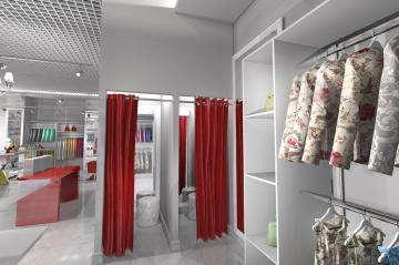 Магазин одежды2