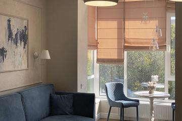 дизайн квартиры в новострое