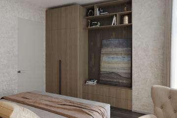 Спальня Панорама