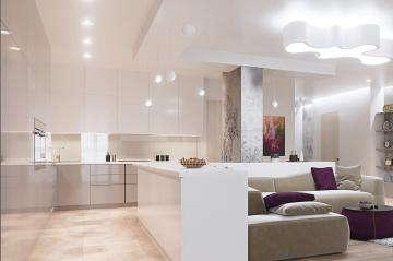 Дизайн кухни Панорама