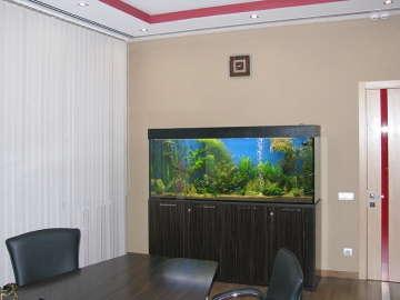 аквариум в кабинет