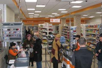 Дизайн супермаркета Днепр