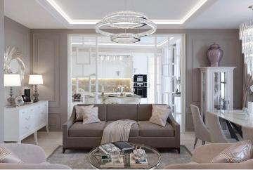 гостиная дизайн интерьера