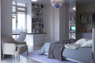 спальня ппанорама