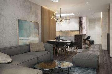 Дизайн гостиной Днепр