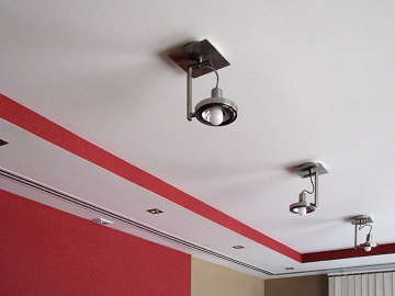 светильники в кабинете