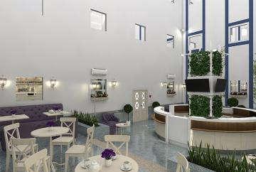 дизайн интерьера клиники в Днепре