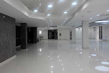 зал развлекательного центра
