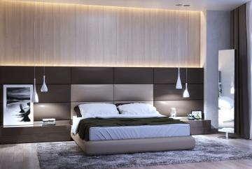 спальня современный дизайн