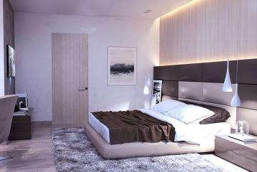 спальня современный дизайн днепр