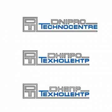 логотип на 3-х языках