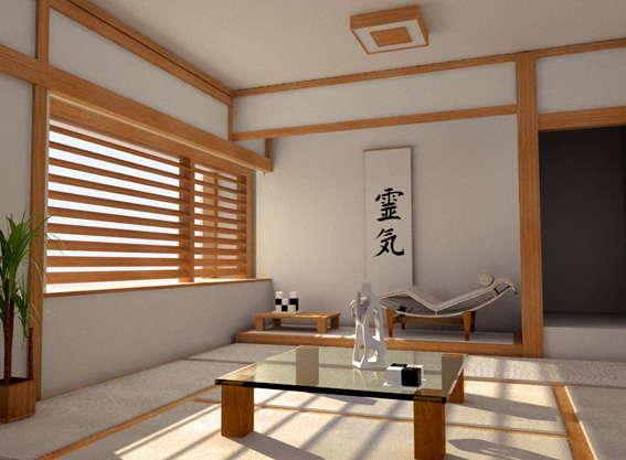 элементы японского стиля