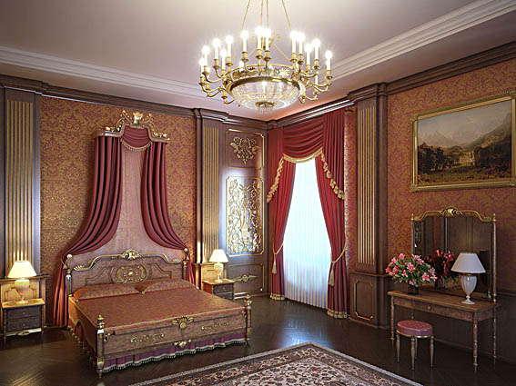 интерьер в классическом стиле
