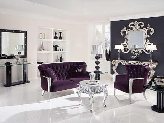 стиль рококо, мебель рококо, рококо фото